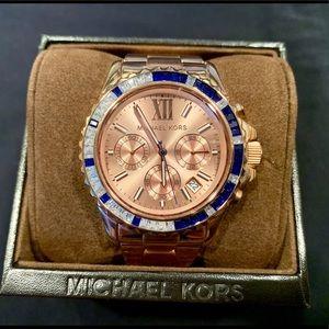 Women's Michael Kors Watch - Rose Gold
